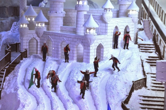 Atrações turísticas de Gramado para o Natal