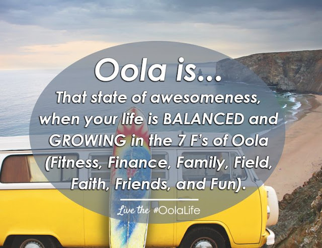 What is Oola #oola challenge #sevenweeksoola