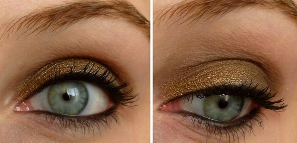 maquillage bronze yeux. Black Bedroom Furniture Sets. Home Design Ideas