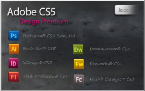 Adobe CS5 Design Premium