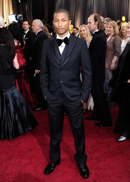 Look Pharrell Willians Oscar 2012