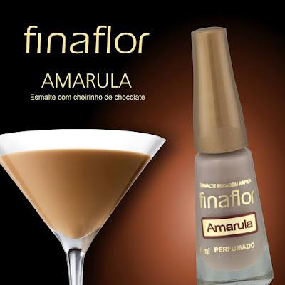 Coleção Chocolate: Amarula