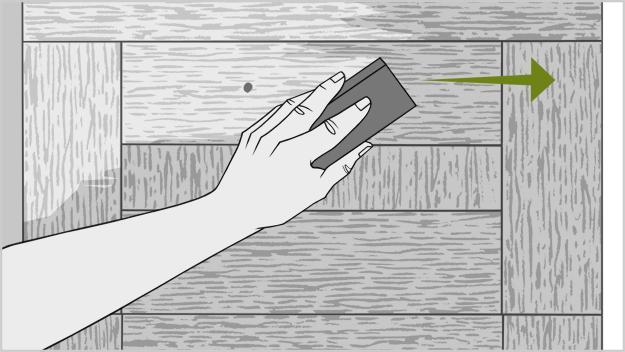 Peindre sur du papier peint Fiche pratique L'Internaute - Repeindre Un Papier Peint