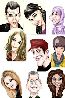 APP IPHONE PER REALIZZARE CARICATURE DI VOLTI