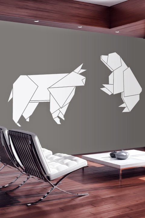 Stock market themed wall decor for wall street traders and NASDAQ enthusiasts