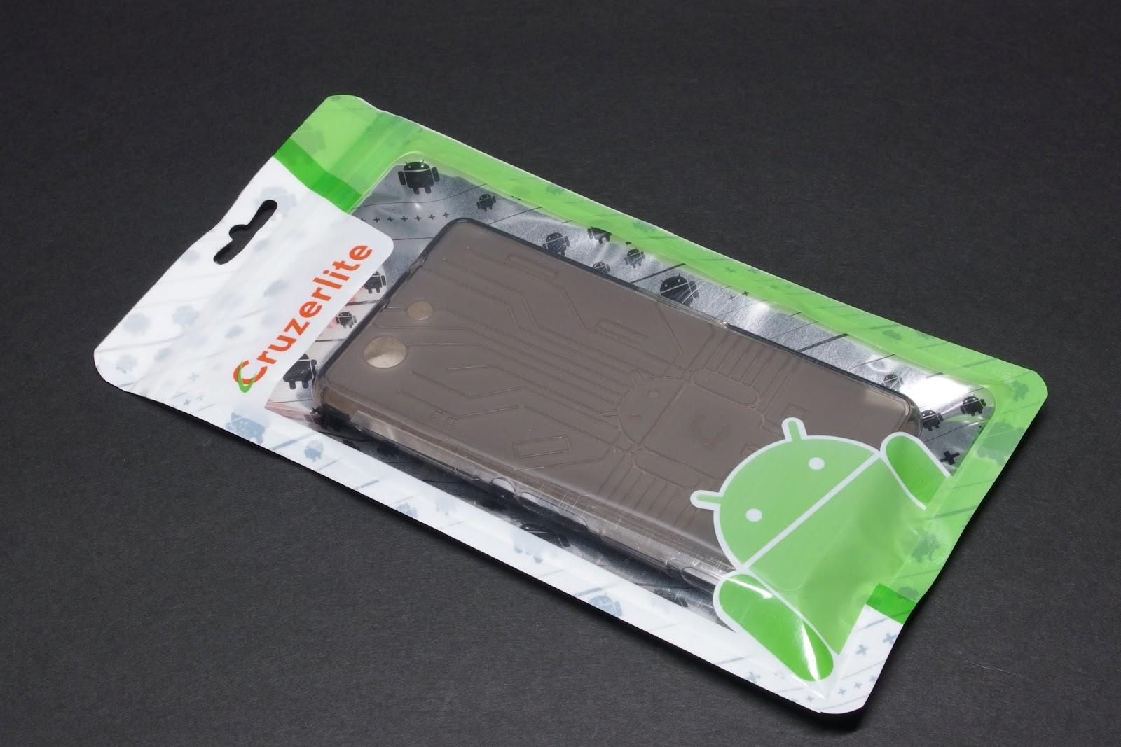 ドロイド君_Cruzerlite Bugdroid Circuit Case for Xperia Z3 Compact SO-02G