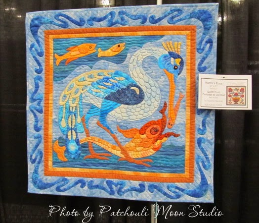 Patchouli Moon Studio: Animal Quilts from AQS Quilt Show in ... : aqs quilt show - Adamdwight.com
