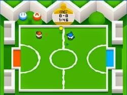 2 Kişilik Robota Karşı Futbol Oyunu