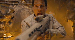 Tom Cruise in a scene from
