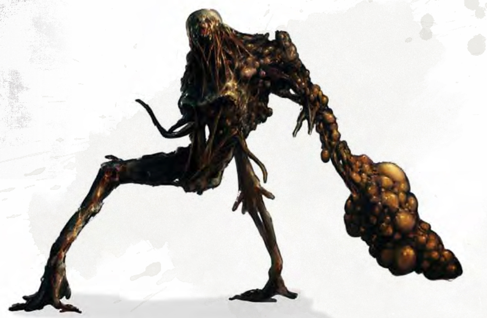 Wednesday  13 February 2013Dead Space 3 Monsters