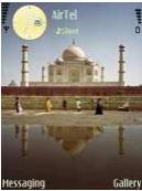 Tema hp Cina Taj Mahal - exnim.com