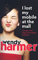 book cover of I Lost My Mobile at the Mall by Wendy Harmer published by Kane Miller