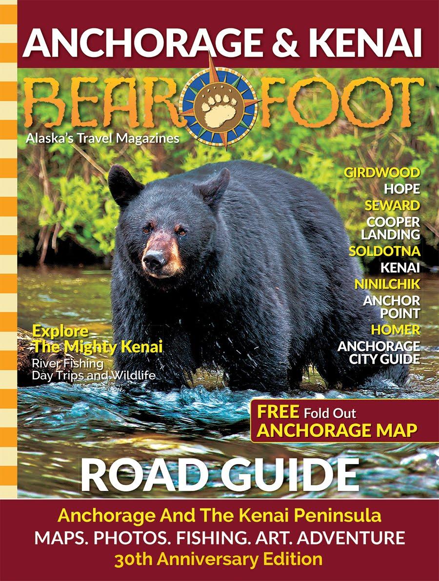 2017 Anchorage & Kenai Bearfoot