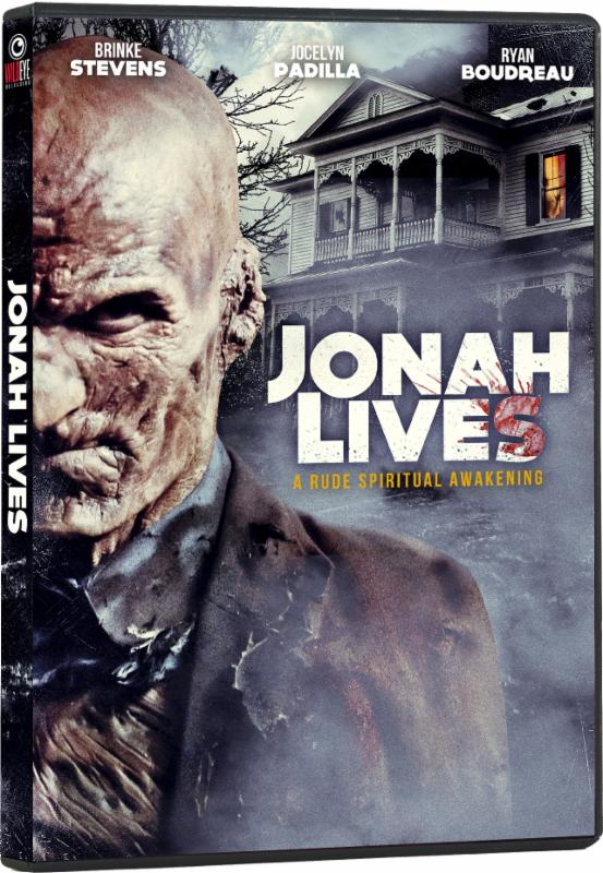 Jonah Lives DVD cover