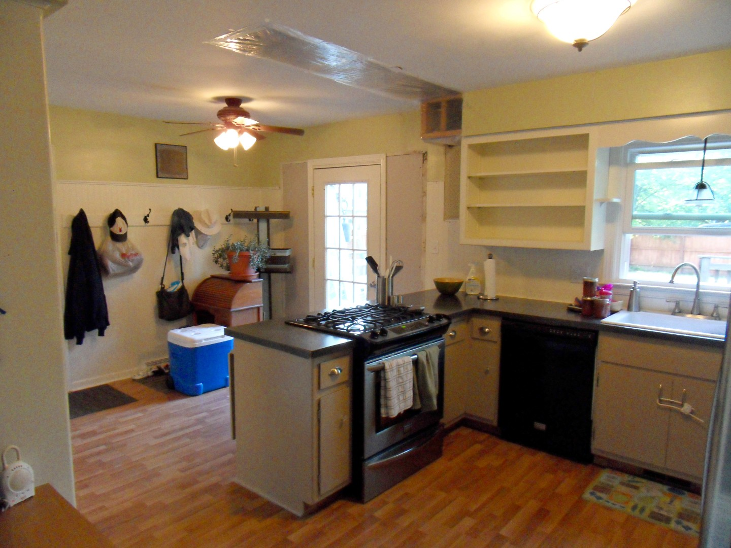 Life of Gregory D: Kitchen Renovation - Part 2