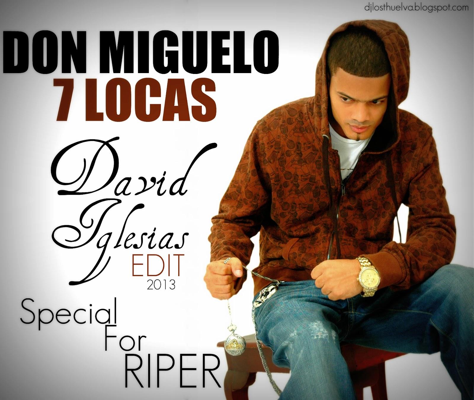 Don Miguelo - 7 Locas Lyrics   Musixmatch