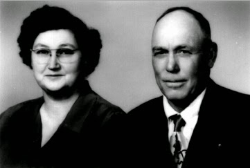 William Ware Mack Brazel and his wife Margaret