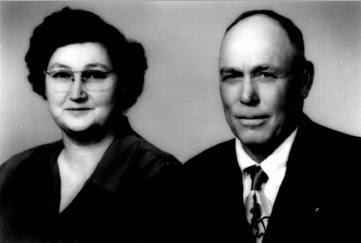 William Ware Mack Brazel and his wife Margaret