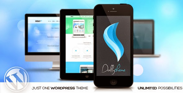 Premium Responsive WordPress Theme