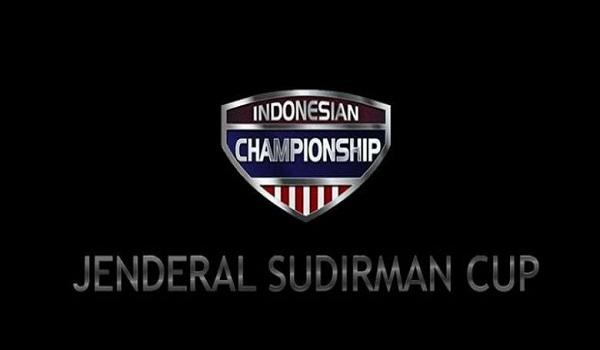 Jadwal Piala Sudirman