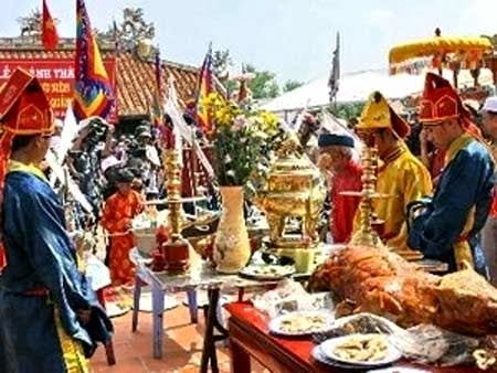 Hoang Sa Soldier Feast and Commemoration Festival