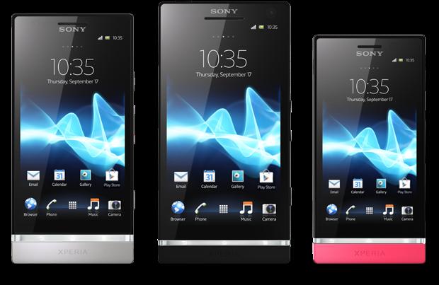 Harga hp Sony Xperia Android Baru dan Bekas