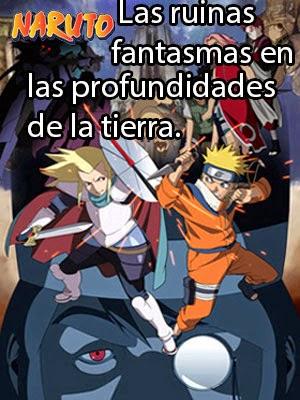 Naruto Pelicula 2 (2005)