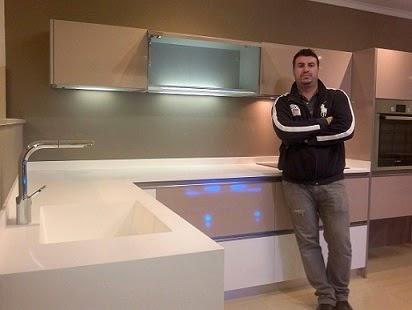Cocinas con muebles empotrados - Montador de cocinas ...
