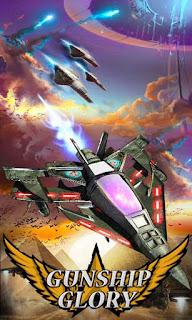 Screenshots of the Gunship glory: Battle on Earth for Android tablet, phone.