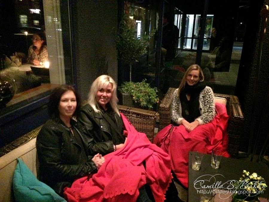 Camilla S, Lillemor och Jag 2014