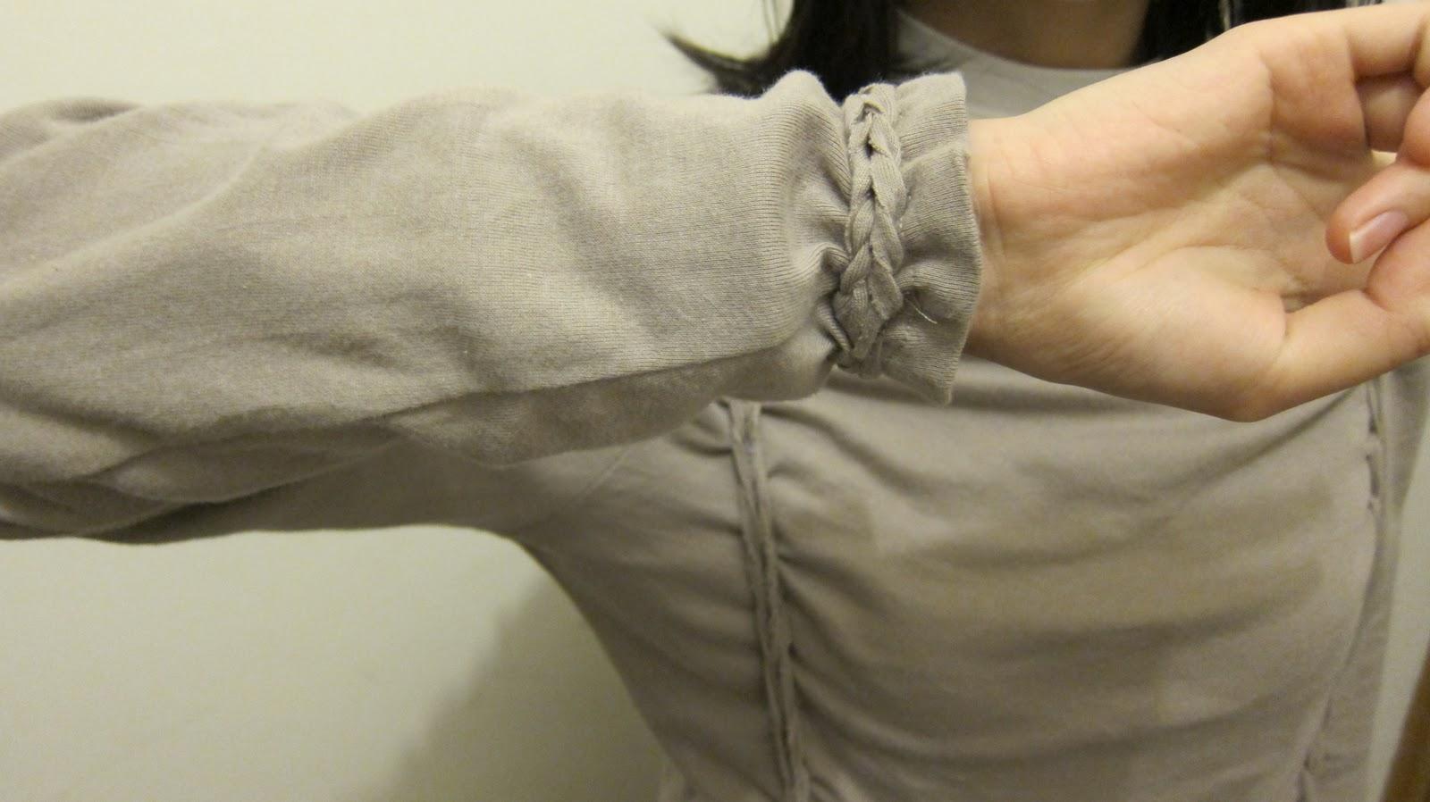 braid tshirt