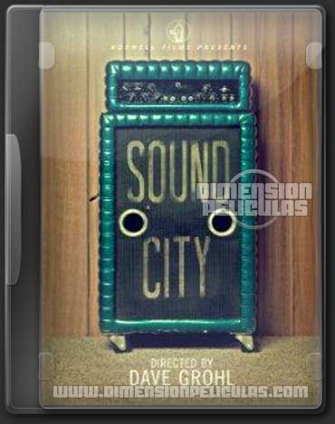 Sound City (BRRip HD Inglés Subtitulada) (2012)