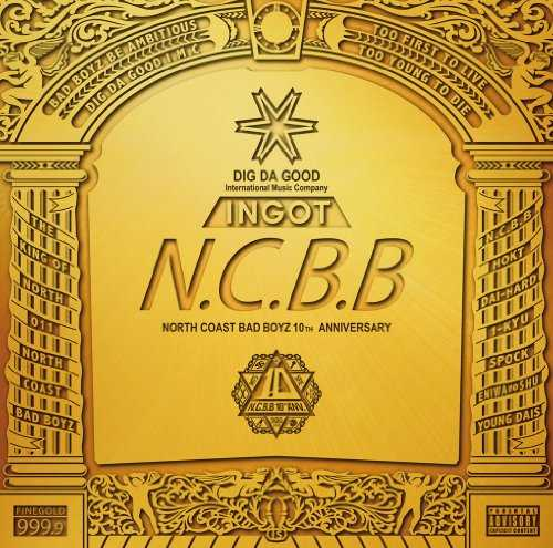 [Album] N.C.B.B – INGOT (2015.05.27/MP3/RAR)