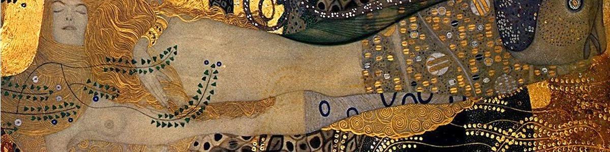 Serpientes acuáticas I Klimt