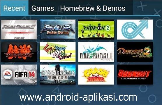 Kumpulan Game PPSSPP Khusus Untuk Android Lengkap
