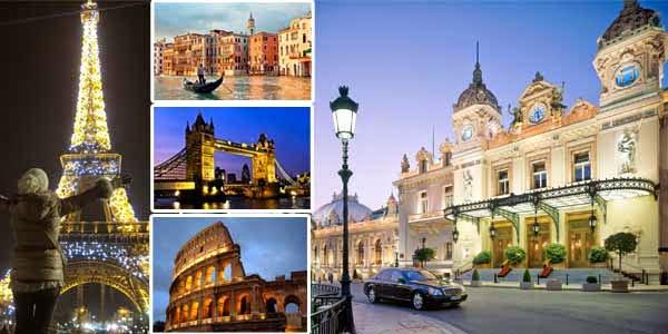 5 Kota Paling Romantis Untuk Wisata Bulan Madu