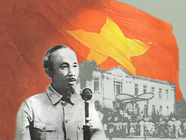 Obama Links Founding Fathers To Communist Tyrant & Murderer Ho Chi Minh
