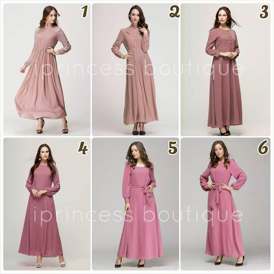 dress bridesmaid murah malaysia