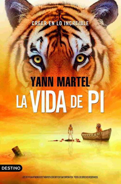 La vida de Pi DVDR NTSC Español Latino