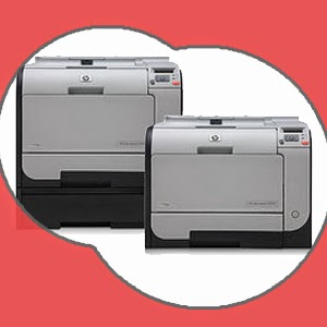Duplex, Network, and Extra Tray with the HP Color LaserJet CP2025 Series