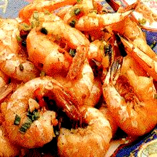 Serve And Enjoy This Delicious Chinese Food Recipe Fried Shrimp