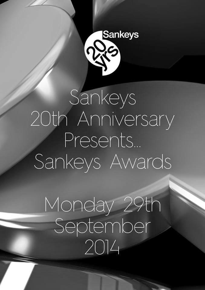 SANKEY AWARDS
