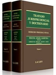 Tratado Jurisprudencial y Doctrinario de DERECHO PROCESAL PENAL - MIGUEL A. ALMEYRA (Director)