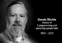 Dennis Ritchie Founder of C