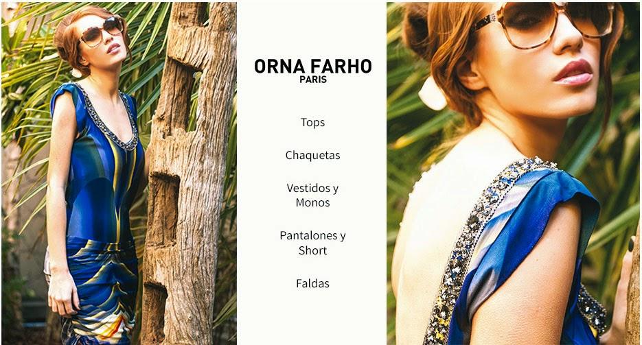 Oferta de Moda Mujer de la marca Orna Farho