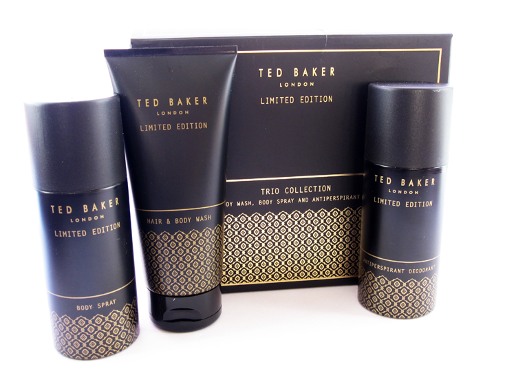 A picture of Ted Baker Limited Edition Trio Collection