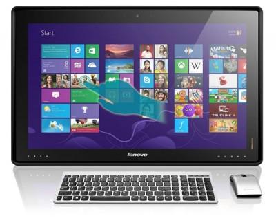 Lenovo Horizon Table PC, Asiik Untuk Kerja dan Bermain