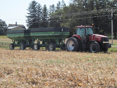 Be Safe on the Roads this Harvest - National Farm Safety and Health Week, September 20-26