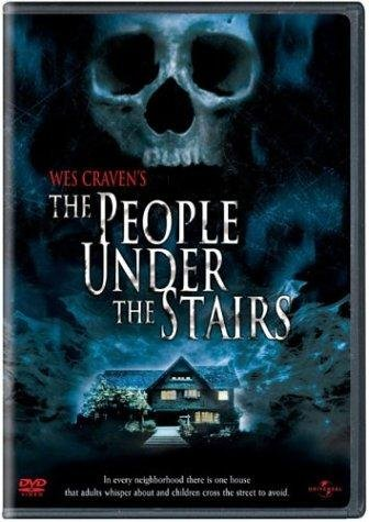 the People under the stairs cover