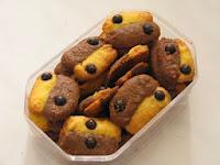 Resep kue coklat keju sederhana